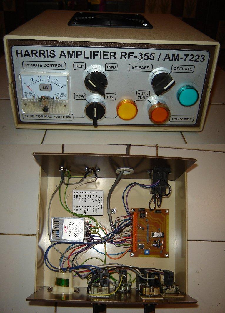 Harris Amplifiers